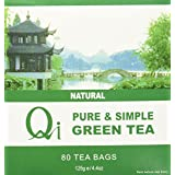 Herbal Health Thé Vert Qi 80Sachets 125 g
