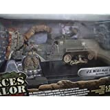 U.S. M3A1 Halftrack-Normandy, 1944 by Forces Of Valor