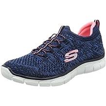 Skechers Empire-Sharp Thinking, Zapatillas para Mujer