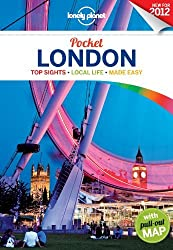 Lonely Planet Pocket London (Travel Guide) by Lonely Planet (2012-05-11)