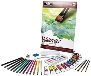 Royal & Langnickel RD855 Esencial lápices artístico Acuarela Surtido