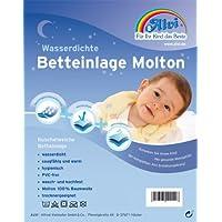 Alvi Molton Matratzenauflage (70x 100cm) preisvergleich bei kinderzimmerdekopreise.eu