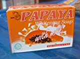 Rdl Papaya Milk Soap