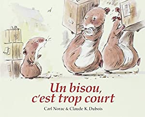 """Afficher """"Un bisou, c'est trop court"""""""