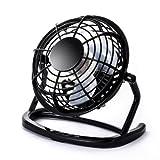 CSL - Mini Ventilateur USB - Mini Ventilateur de Bureau Fan - PC Ordinateur...