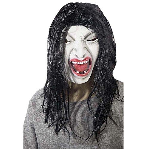 Scary Masken Ghost Maske Cosplay Halloween Terrorist Masken Latex Kostüm Party