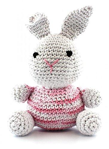 Hoooked DIY Häkelset Bunny Spielzeug Marshmallow