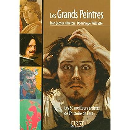 Petit livre de - Les grands peintres (LE PETIT LIVRE)