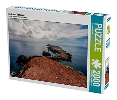 Preisvergleich Produktbild Madeira - Portugal 2000 Teile Puzzle quer (CALVENDO Natur)