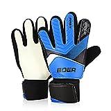 Rutschfeste Gummi finger-save Kind Torwart Keeper Torwart Handschuhe Finger Schutz Training Handschuhe Gear