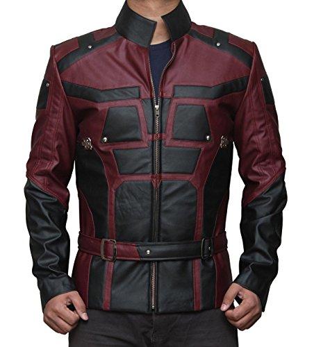 Charlie Cox Daredevil Kostüm Jacke - 5
