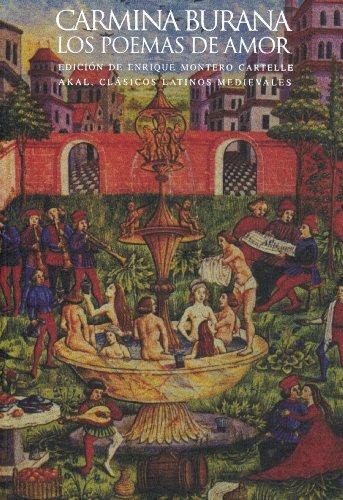 Carmina Burana (Clásicos latinos medievales y renacentistas nº 9) por Varios autores