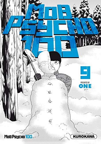 Mob Psycho 100 Edition simple Tome 9