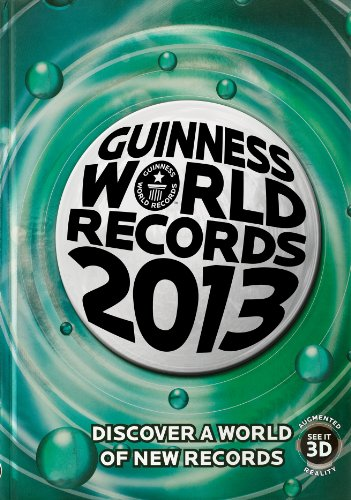 Guinness Book Of World Records 2013 Pdf
