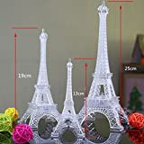 Bunt Romantische Eiffelturm LED Night Light Büro Hochzeit Zimmer dekorieren Lampe Kinder Geschenk, big