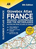 AA Glovebox Atlas France (Aa Road Atlas France)