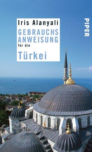 Buchseite und Rezensionen zu 'Gebrauchsanweisung für die Türkei' von Iris Alanyali