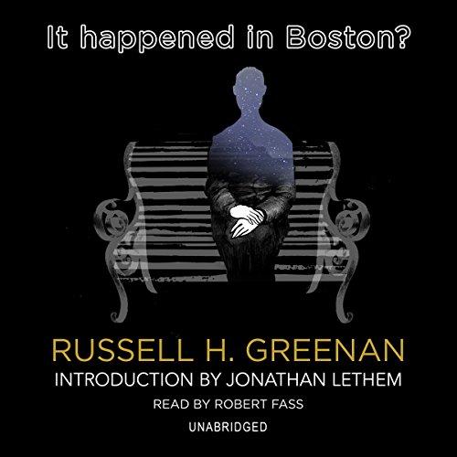 It Happened in Boston?  Audiolibri