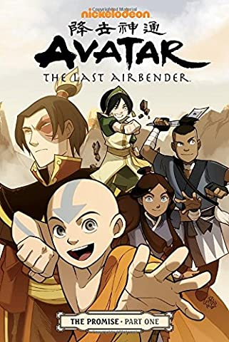 Avatar: The Last Airbender - The Promise Part 1.