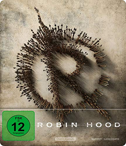 Robin Hood (2018) - SteelBook Edition [Blu-ray]