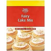Comprador feliz Fairy Cake Mix 227g (paquete de 5 x 227g)