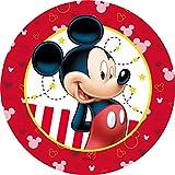 Mickey Mouse Runde Tortenaufleger