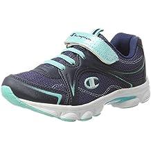 CHAMPION Scarpe Sneaker Blu Bambina Ragazza Combo G Ps S30960-F17-BS501 GdQqPD6