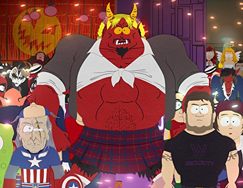 (Episode De South Park Halloween)
