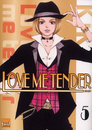 Love me Tender (manga)