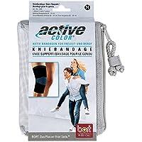 Bort Activecolor Kniebandage medium schwarz 1 stk preisvergleich bei billige-tabletten.eu