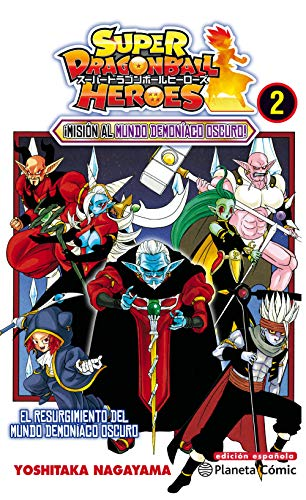 Dragon Ball Heroes nº 02 (Manga Shonen)