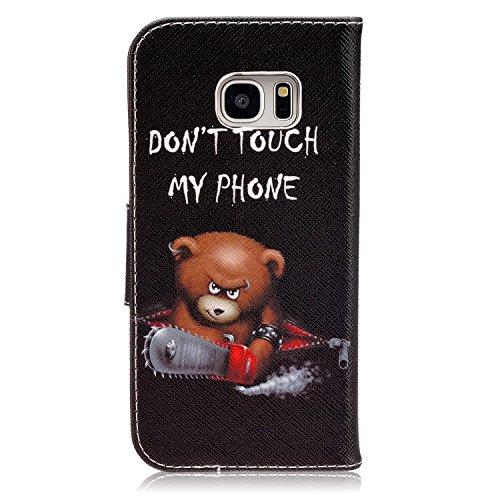 Descripción: Compatible modelo: Apple iPhone 6/6S 4.7pulgadas hecha de cuero PU de alta calidad que es seguro y protector, se adapta perfectamente a tu teléfono Full Body protege su teléfono móvil contra manchas, arañazos, suciedad y desgaste diario...