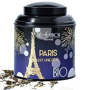 Thé Paris est une fête - George Cannon100 g.