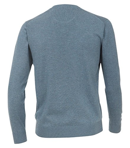 CASAMODA Herren Pullover Blau (Aqua 174)