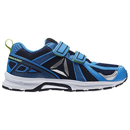 Reebok Jungen Bd4054 Trail Runnins Sneakers Blau