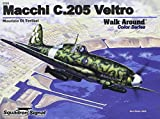 Macchi C.205 Veltro Walk Around (Walk Around Color)