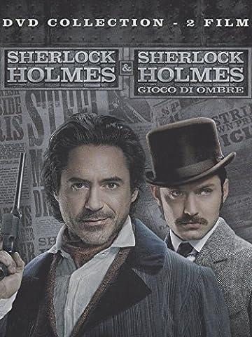 Sherlock Holmes & Sherlock Holmes - Gioco di ombre(DVD collection) [IT Import] (Sherlock Holmes Films Robert Downey Jr)