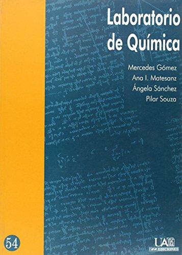 Laboratorio de Química (Documentos de trabajo) por Mercedes Gómez