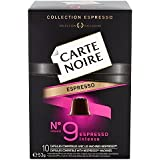 Carte Noire Espresso Number 9 Intense 10 Coffee Capsules 53 g (Pack of 4)