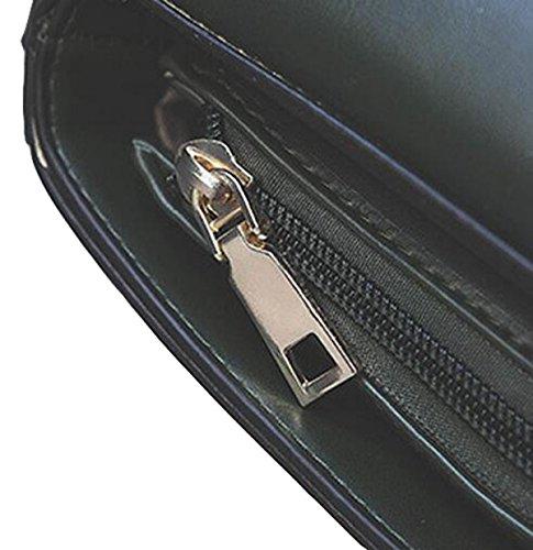 Art Und Weiseringhandtaschen-Schulterbeuteldamen Paketdiagonalpaket Brown