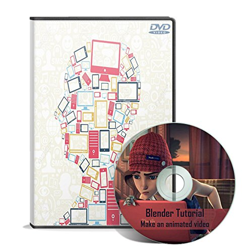 Blender Make an Animated Video Tutorial (2 DVDs)
