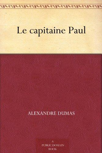 Couverture du livre Le capitaine Paul