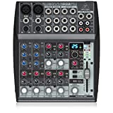 Behringer 1002FX 10 Input 2 Bus Mixer