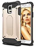Samsung Galaxy S5 Hülle, Coolden® Outdoor Tough Rugged