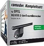 Rameder Komplettsatz, Dachträger Tema für Opel MERIVA B Großraumlimousine (118852-08549-5)
