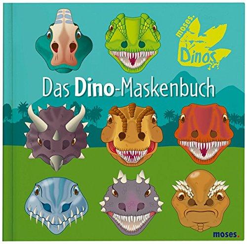 Dino Maskenbuch (Ausgeschnitten Wars Star)