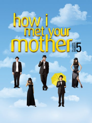 How I Met Your Mother: Season 5 [Import USA Zone 1]