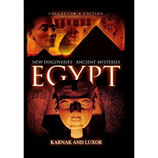 Egypt New Discoveries and Ancient Mysteries Karrnak and Luxor by Antonio Monti