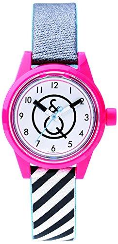 Citizen–Reloj de pulsera unisex Smile Solar analógico de cuarzo plástico RP01j002y