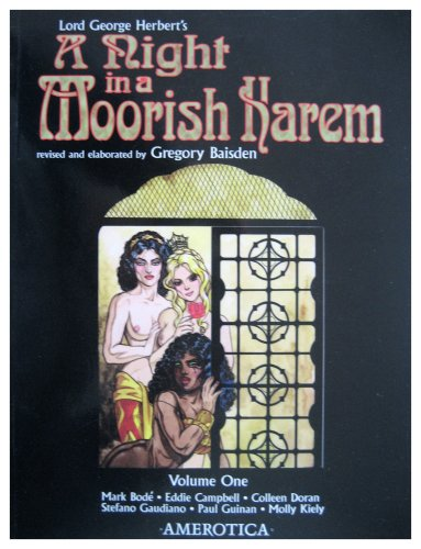 Lord George Herbert's a Night in a Moorish Harem